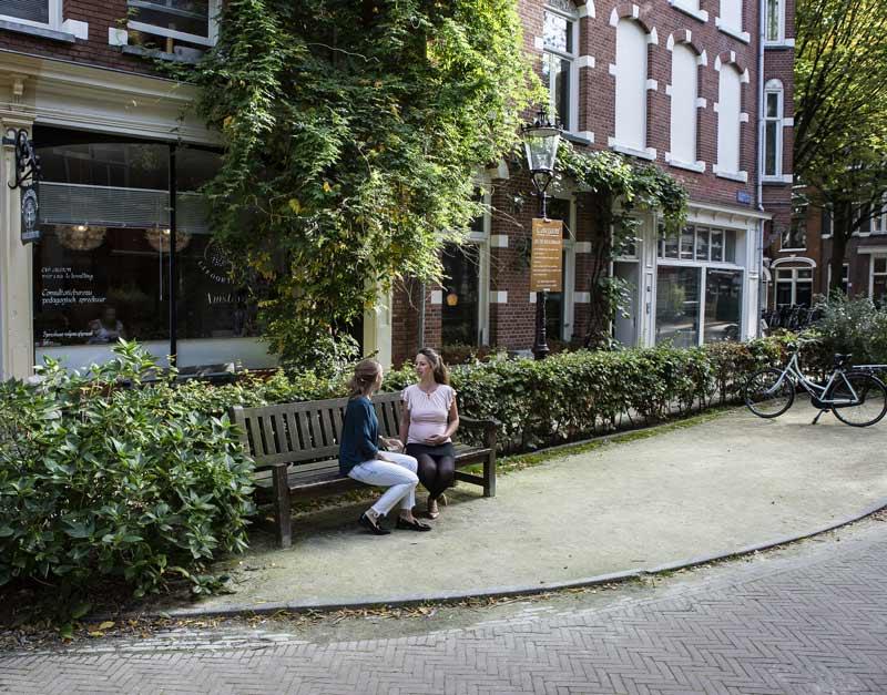 De verloskundigenpraktijk Amsterdam midwifery practice